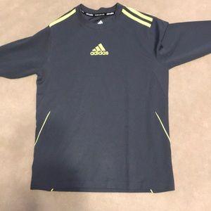 Adidas longsleeve dry fit shirt